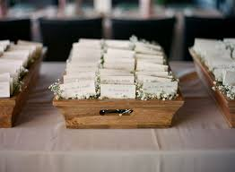 Table Setting Cards - diy clothespin place card holders for a rustic vintage wedding