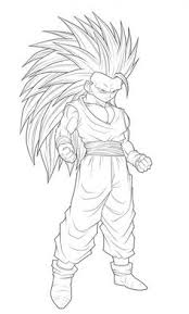 dragon ball z color page coloring pages for kids cartoon dragon