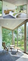 in this bedroom there s a floating bed and a space for a table in this bedroom there s a floating bed and a space for a table and chair positioned to enjoy the scenery home ideas pinterest floating bed