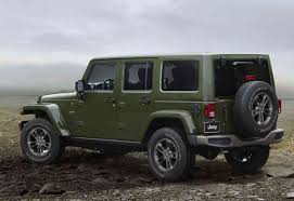 rubicon jeep 2016 test drive 2016 jeep wrangler unlimited 75th edition