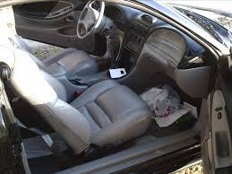 95 mustang gt interior ford mustang history 1996 shnack com