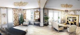 Virtual Victorian Home Décor From TheeDex Studio - Regency style interior design