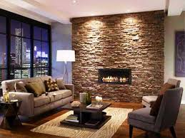 stacked stone fireplace surround jburgh homes diy stacked for