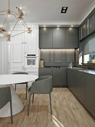 modern classic kitchens 3d modern classic interior cgtrader
