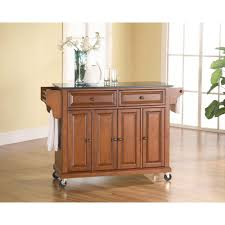 Kitchen Carts Home Depot by Cherry Kitchen Cart Home Design