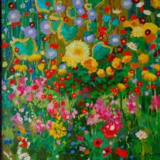 randall lake art spring city flowers beauty artist randall