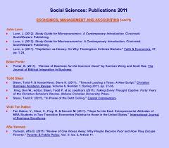 social sciences publications ppt download