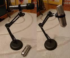 Microphone Bureau - netophonix le forum consulter le sujet réalisation d un pied