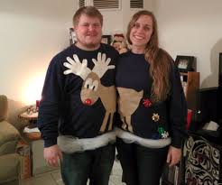 ugly christmas sweater ideas for couples cashmere sweater england