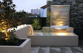 Small Space Patio Furniture Sets - concrete backyard patio image of outdoor wall decorations