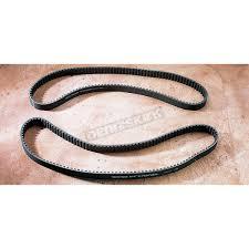 carlisle rear drive belt 62 0945 harley motorcycle dennis kirk