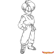 dragon ball coloring pages goku super saiyan coloring pages