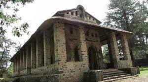debre berhan selassie church in gondar ethiopia part4 youtube