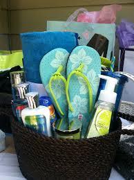 island gift basket same bridal shower gift theme pinteres
