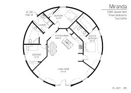 floor plan dl 4501 monolithic dome institute