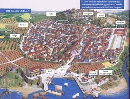 Ancient Greece Map Activity by The Archetypal Ancient Greek Colony 1598x1224 X Post R