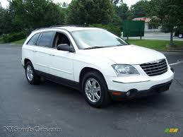 2005 chrysler pacifica touring awd in stone white photo 7