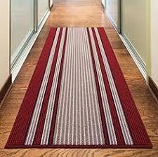 Door Runner Rug New Multi Paisley Design Rubber Backed Durable Runner Rug Carpet