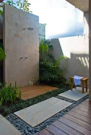 66 best outdoor showers and baths images on pinterest outdoor