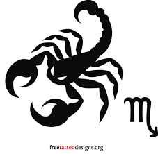 26 wonderful scorpio designs