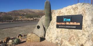 Freeport by Small Arizona Town Copes With Freeport Mine Closure