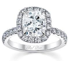 halo cushion cut engagement ring cushion cut halo engagement ring