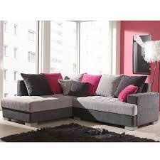 canape d angle tissus gris canapé d angle gris en tissu sofamobili