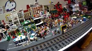 Lego Room Ideas V Bricks Lego City Update 15 Part 2 New Lego Room Tour U0026 Ideas