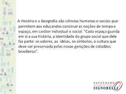 si e social de 3ª aula disciplina identidade cultura e sociedade história e