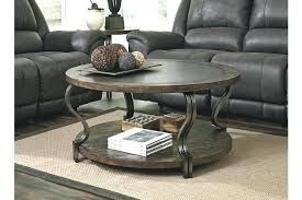 ashley furniture glass top coffee table ashley furniture coffee table croosle co