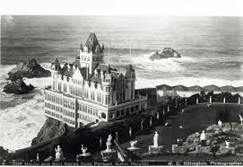 The Cliff House Dining Room Cliff House History Golden Gate National Recreation Area U S