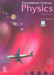 foundation science physics for class 9 amazon in h c verma books