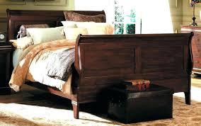 remarkable wooden sleigh bed u2013 wolfieapp com
