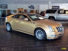 cadillac cts coupe 2005 2013 summer gold metallic cadillac cts 4 awd coupe 71530872 photo