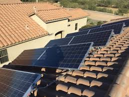 home values increase with solar panels solar solution az