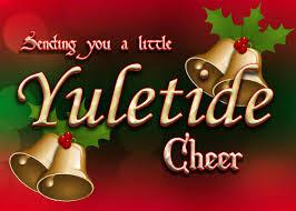 some yuletide cheer free yule ecards greeting cards 123 greetings