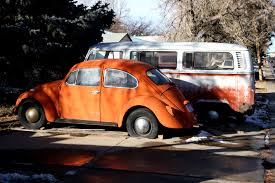 van volkswagen vintage old volkswagen bug and van picture free photograph photos