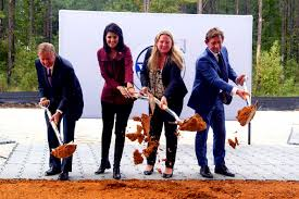 volvo north america headquarters volvo cars breaks ground on first american factory volvo car usa