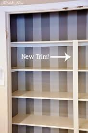 my pantry makeover before u0026 after tidbits u0026twine