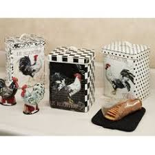 rooster kitchen canisters kitchen theme decor sets images15 chicken kitchen decor