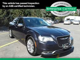 used 2016 chrysler 300 sedan pricing for sale edmunds