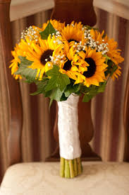 sunflower wedding ideas wedding ideas sunflower for wedding bouquets sunflower wedding