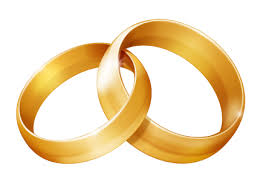 linked wedding rings linked wedding rings clipart free clipart images clipartcow
