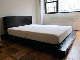 Flat Platform Bed Frame Platform Bed Frame Cheap U2013 Euro Screens