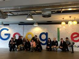 Google Dublin Office How To Spring Break Into The Tech Industry Uva Today