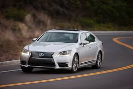 lexus luxury van next lexus ls to arrive as 2017 model target jaguar xj and