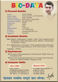 Matrimonial Resume Format December 2014 Fedchenka Com