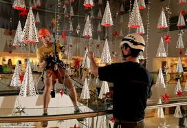 White Christmas Ornaments Uk by John Lewis Christmas Decorations Are Put Up At London Store 79