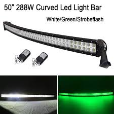 Led Curved Light Bar by Compare Prices On Green Light Bars Online Shopping Buy Low Price