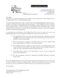 Introduction Letter For Business Opportunity by Company Introduction Letter Best Business Template
